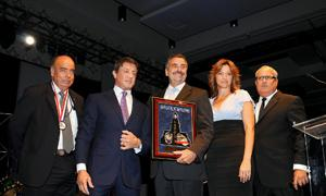 Arthur M. Kassel, Sylvester Stallone, Chief Charlie Beck, Kristi Sandoval, Peter Repovich