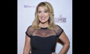 KTLA's Wendy Burch was a terrific Mistress of Ceremonies for the evening.
