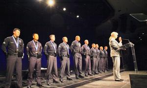 LAPD Medal of Valor recipients.